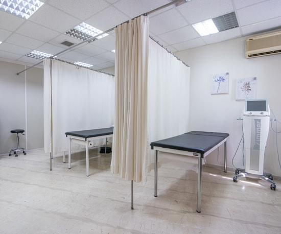 Φυσικοθεραπείες Χώρος