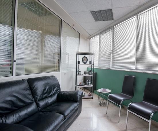 Φυσσικοθεραπευτήριο Σταυρος Σαββαρος Αναμονη